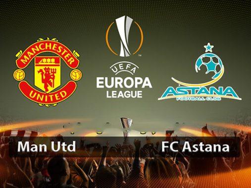 Nhận định Man Utd vs Astana, 02h00 ngày 20/09 : Quỷ đỏ thị uy
