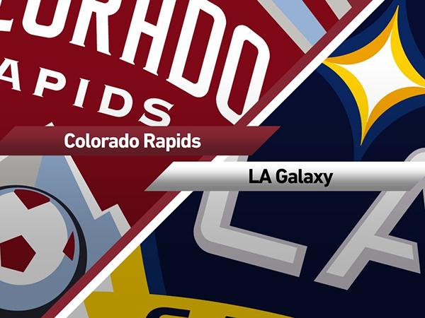 Nhận định Colorado Rapids vs LA Galaxy, 08h00 ngày 12/09 : LA hụt hơi