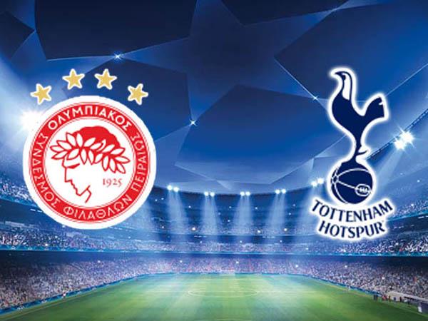 Nhận định Olympiacos vs Tottenham, 23h55 ngày 18/9 : Á quân sa lầy