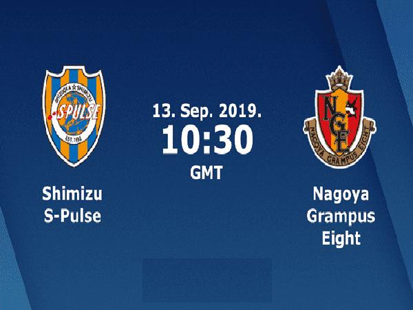 Nhận định Shimizu vs Nagoya Grampus, 17h30 ngày 13/9 : Chủ nhà mất điểm