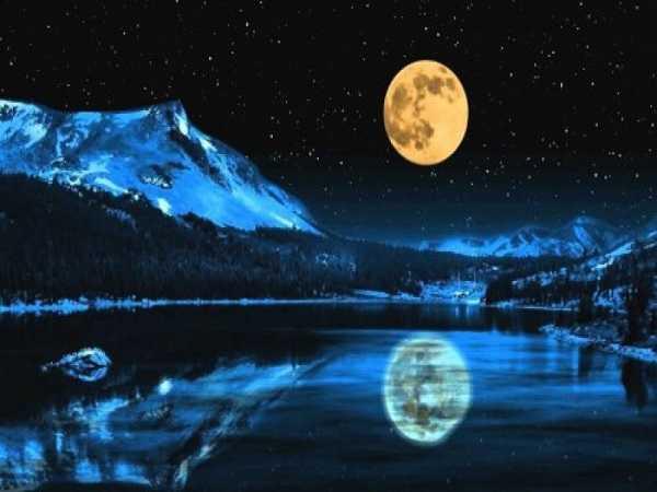 Điềm báo trong giấc mơ thấy mặt trăng