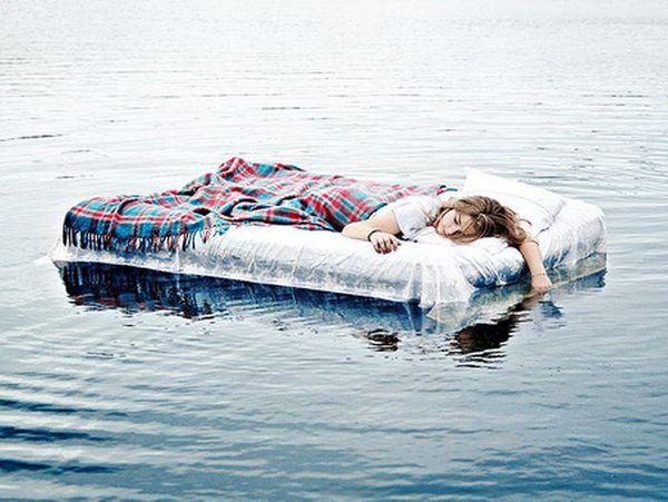 Mơ thấy nước là điềm báo gì, ghi ngay con lô nào ăn lớn?
