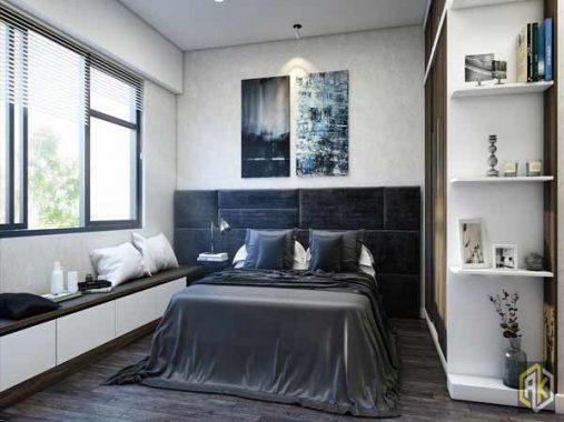 Cách bố trí phòng ngủ đối với giường ngủ