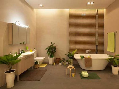 Những điều cần lưu ý trong phong thủy phòng tắm