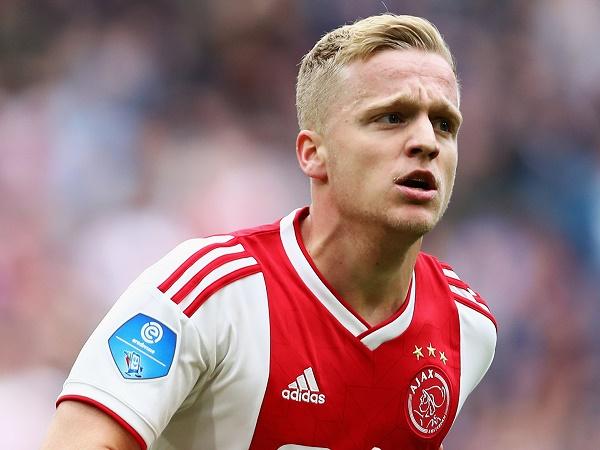 Tin bóng đá 9/7: Van de Beek chưa tìm được bến đỗ mới