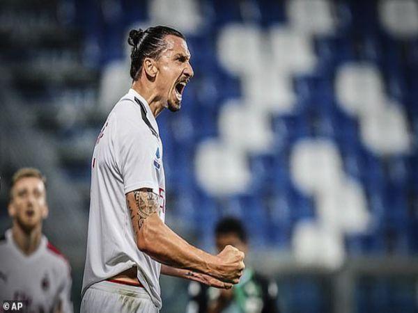 Ibrahimovic, người không tuổi của AC Milan