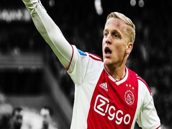 Chuyển nhượng tối 25/8: Sao Ajax bật đèn xanh với Man Utd
