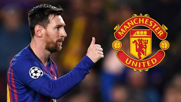Tin bóng đá 26/8:Manchester United tìm cách tiếp cận tiền đạo Messi