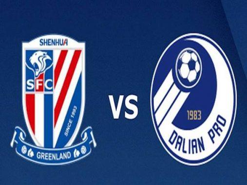 Nhận định Shanghai Shenhua vs Dalian Pro, 17h00 ngày 10/8