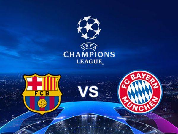 Soi kèo Barcelona vs Bayern