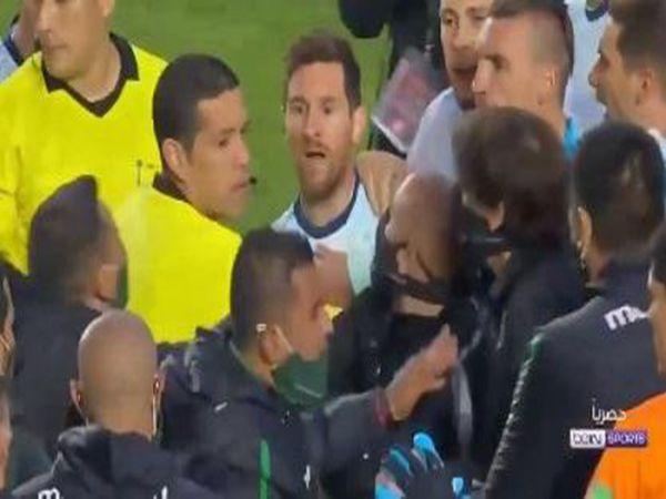 BĐQT chiều 14/10: Messi to tiếng với HLV đối thủ sau trận thắng