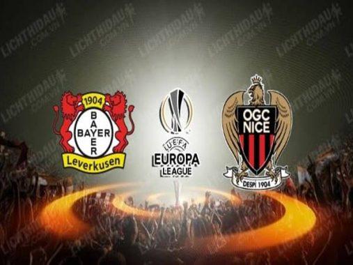 Nhận định Leverkusen vs Nice, 23h55 ngày 22/10