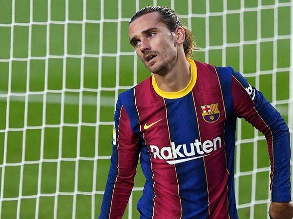Tin bóng đá sáng 18/11: Griezmann tức giậnmuốnrời Barca