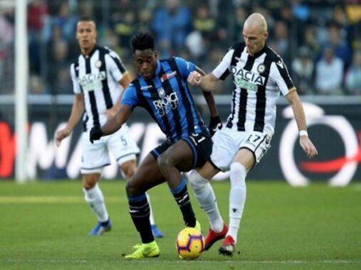 Nhận định, soi kèo Udinese vs Atalanta, 21h00 ngày 20/1 – Serie A