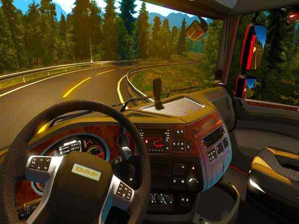 Game lái xe mô phỏng hót nhất hiện nay