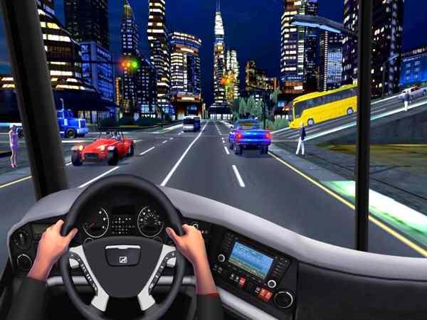 Lái xe ô tô mô phỏng City Bus Simulator có nhiều cấp độ