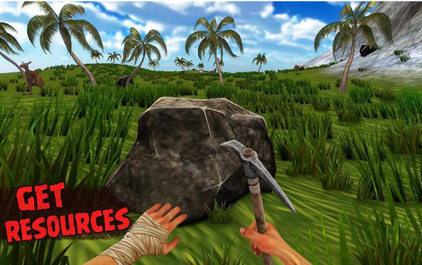 Top game sinh tồn trên đảo hoang hay hấp dẫn nhất