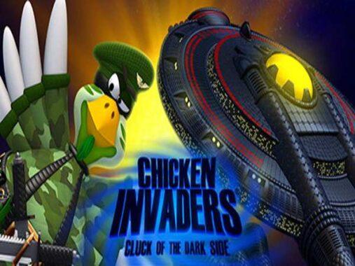 Chicken Invaders 5 – Game bắn gà phiên bản hoàn toàn mới