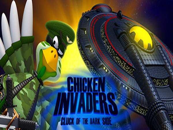 Chicken Invader 5