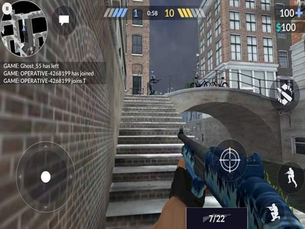 Game bắn súng sinh tồn offline