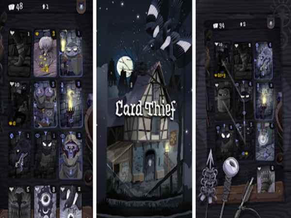 Game chiến thuật hay Card Thief