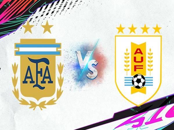 Nhận định kèo Argentina vs Uruguay, 07h00 ngày 18/06 Copa America