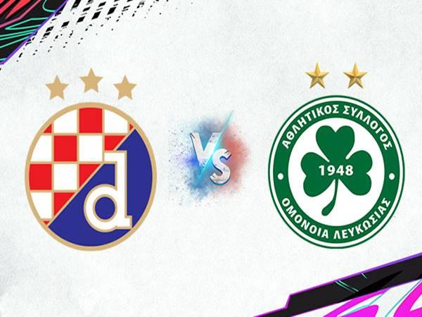 Nhận định kèo Dinamo Zagreb vs Omonia, 1h00 ngày 21/7