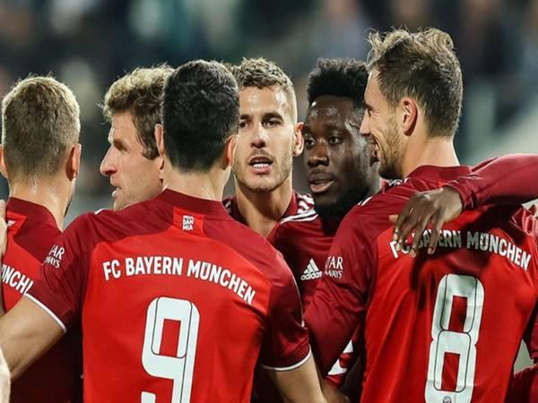 Tin bóng đá 25/9: Bayern Munich thắng cách biệt Greuther Furth