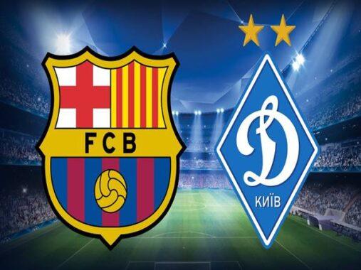 Nhận định kèo Barcelona vs Dynamo Kiev, 23h45 ngày 20/10